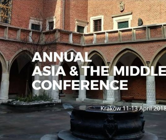 Annual Asia and the Middle East Conference